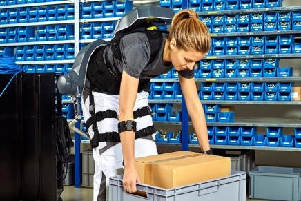 Exoskelett Cray