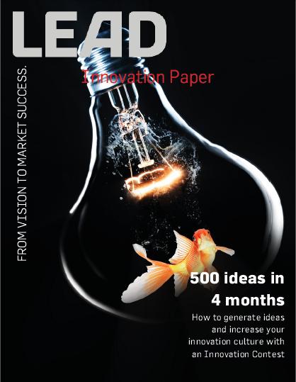 500 ideas in 4 months