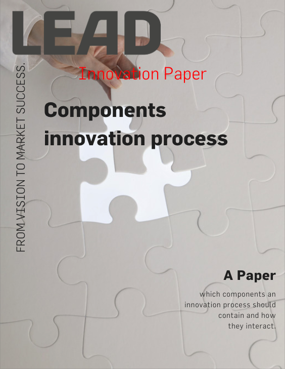 Paper Components innovation process