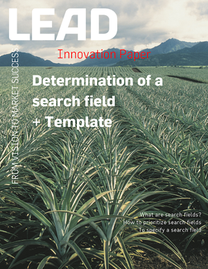 Paper Determination of a search field