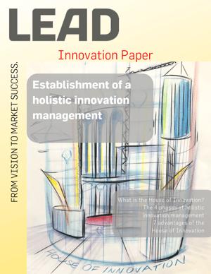 Paper Establishment of a holistic innovation management