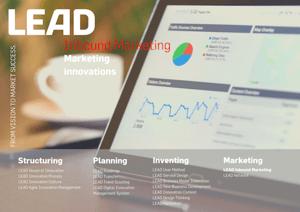 Product Folder LEAD Inbound Marketing 2019 engl