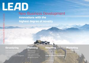 Product Folder LEAD New Business Development 2019