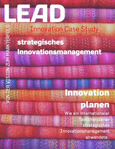 Case Study Strategisches Innovationsmanagement