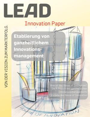 Paper Etablierung ganzheitliches Innovationsmanagement