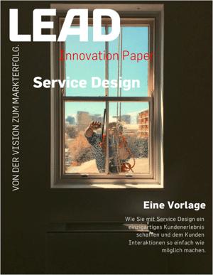 Vorlage Service Design