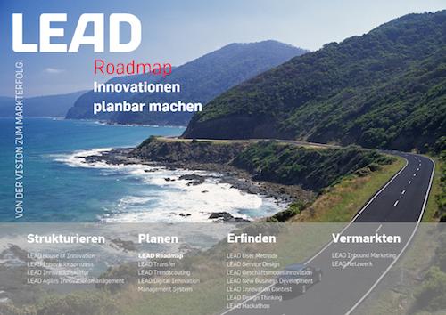 Produktfolder LEAD Roadmap 2018