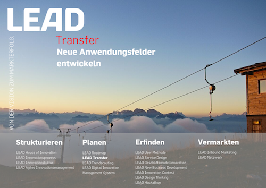 Produktfolder LEAD Transfer 2018