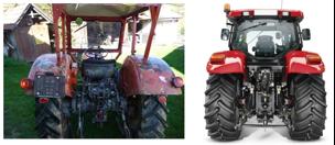 Traktoren von Steyr und CNH