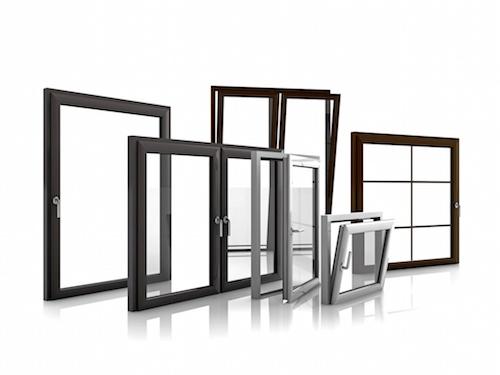 Fenster, Türen, Fassade