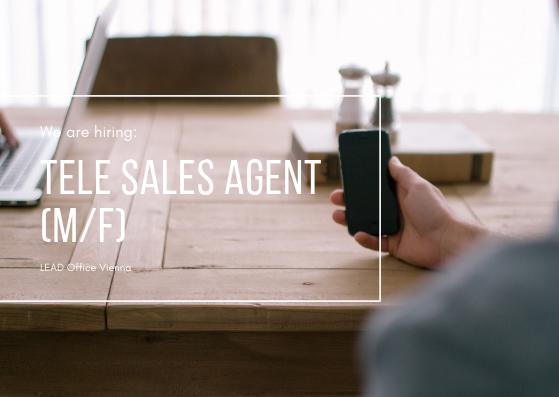 Tele Sales Agent
