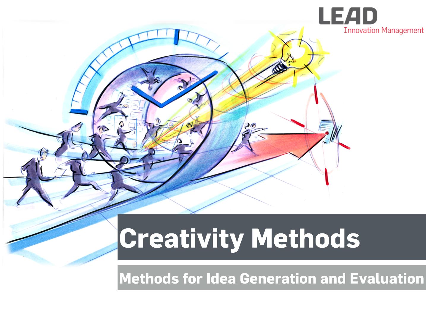 creativity methods