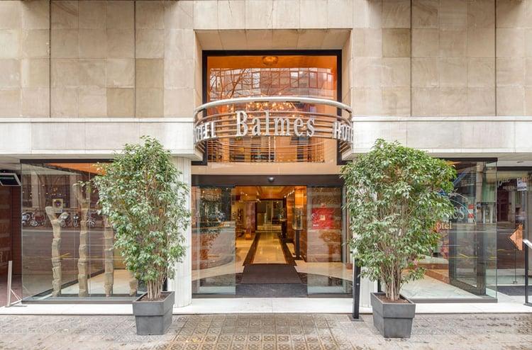 Hotel Balmes 4