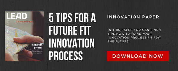 5 tips for a future fit innovation process
