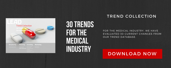 Trend Collection for the Medical industry