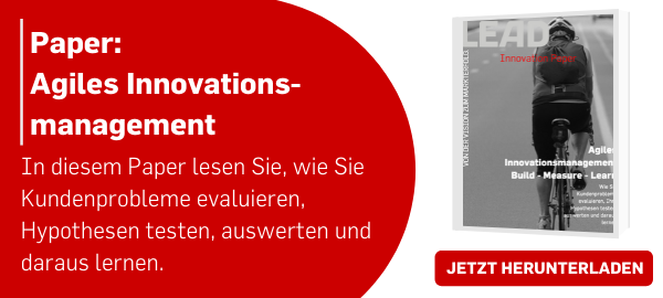 Agiles Innovationsmanagement